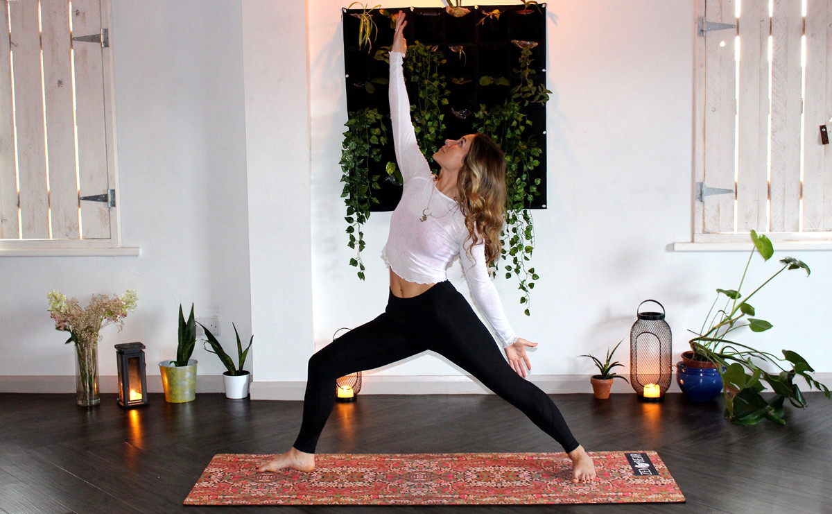 Ashtanga 流瑜伽