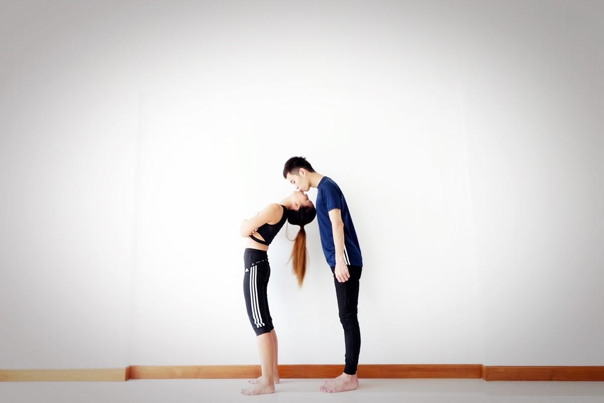 Couples yoga 情侣瑜珈