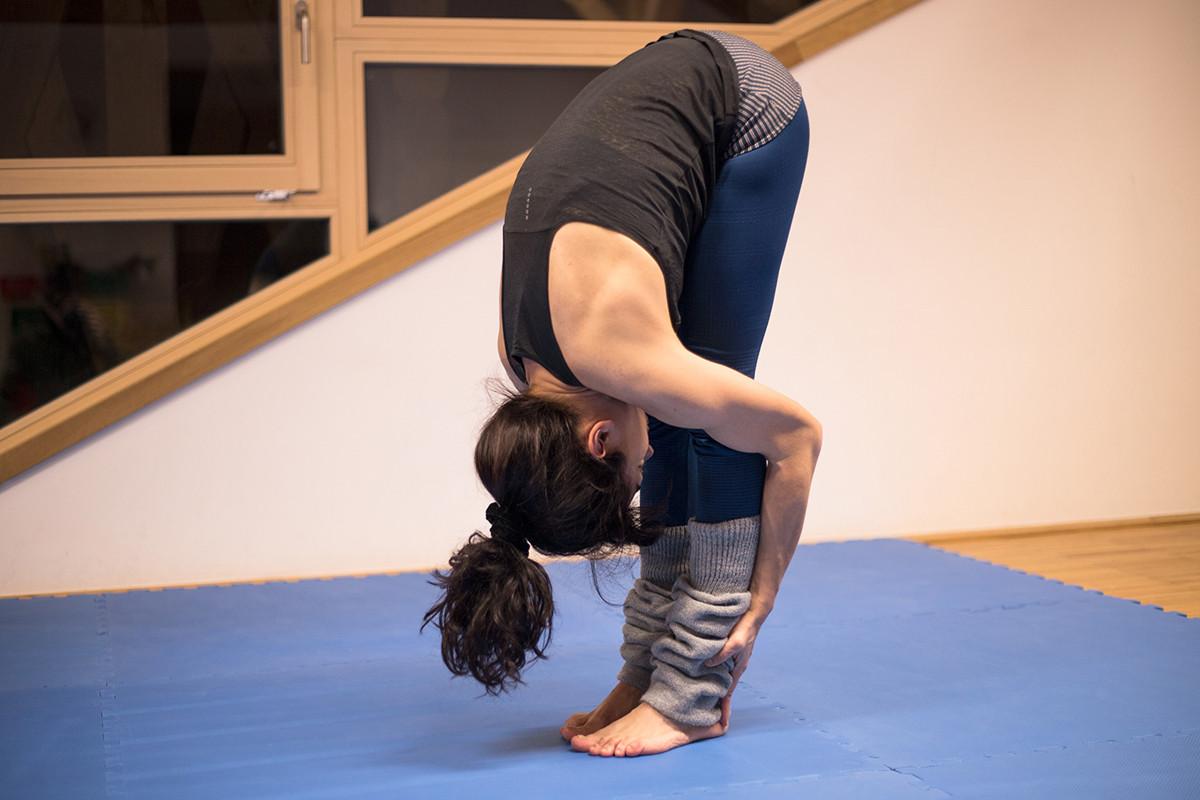 Hatha Yoga 哈他瑜伽