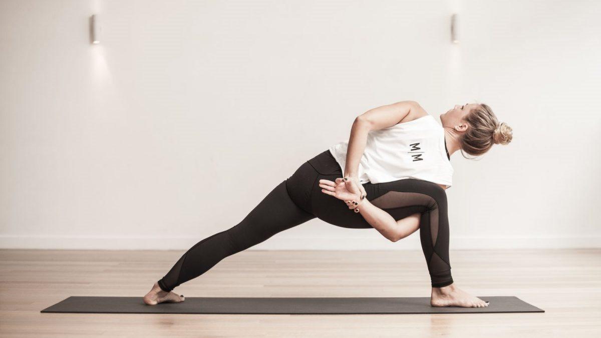 哈他瑜伽 Hatha Yoga