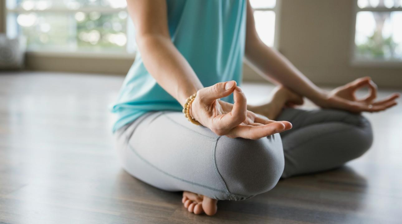 冥想瑜伽 Meditation yoga