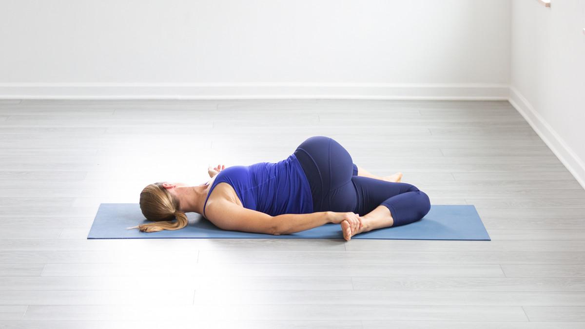 Yin yoga 阴瑜伽
