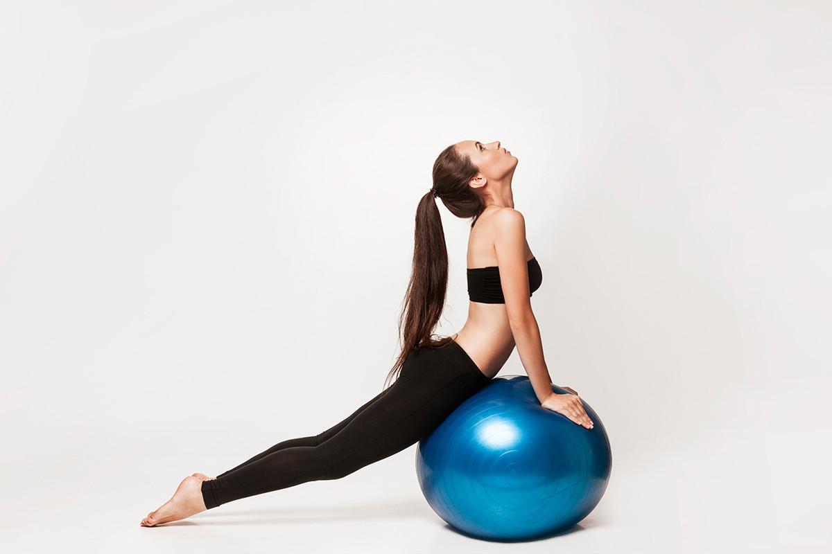 瑜伽球 Yoga-Ball