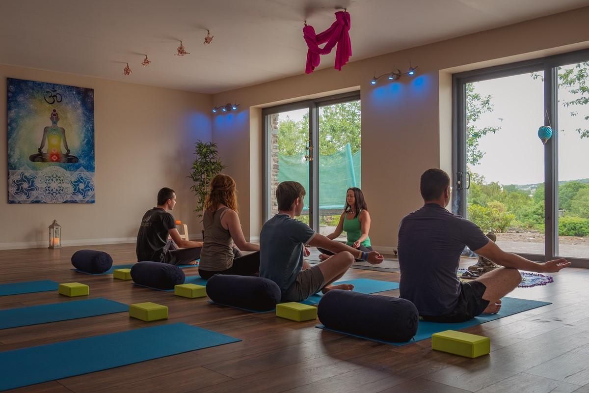 瑜伽实践锻炼