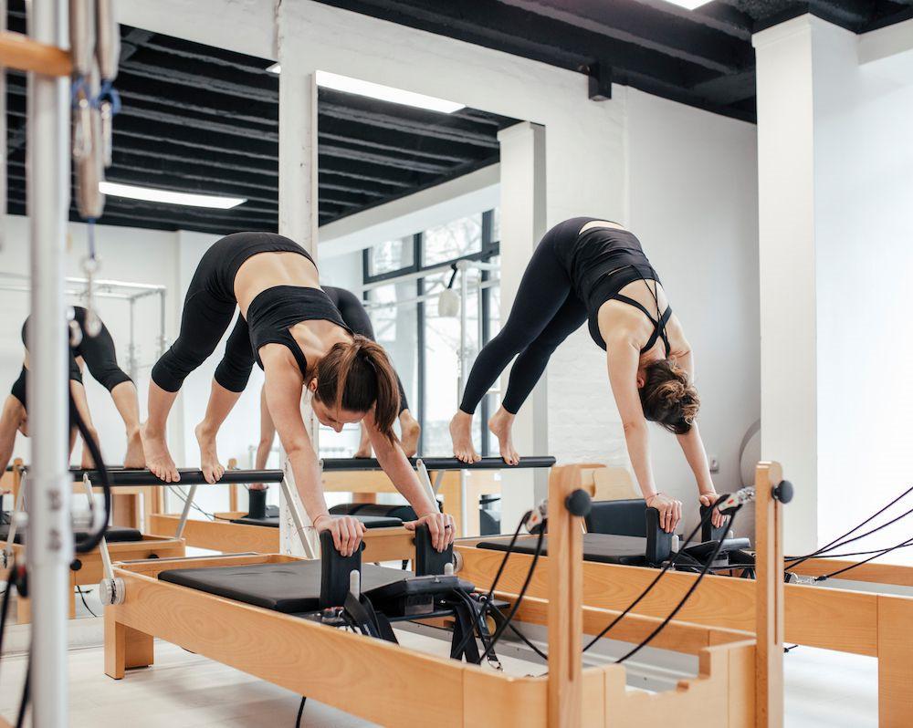 Pilates 普拉提