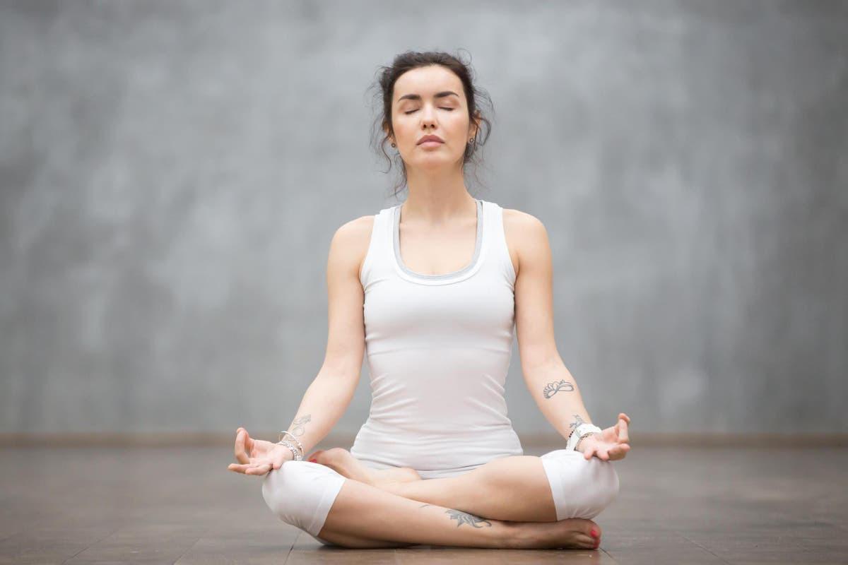 瑜伽冥想 Yoga meditation